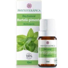 Óleo essencial de hortelã pimenta 10ml - Phytoterápica