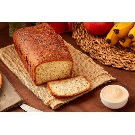 Pão de Caseiro Sem Glúten, lactose e açúcar - Nova Aliança