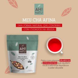 Meu chá Afina 70g  - Ah! Natu