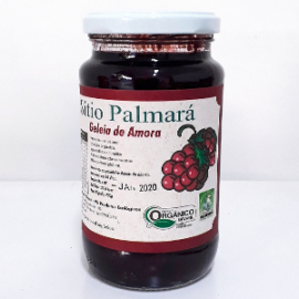 GELEIA DE AMORA 400G SITIO DO PALMARA
