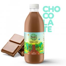 Bebida vegetal de coco com chocolate 300ml - Annora