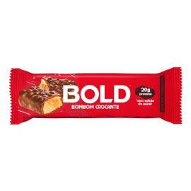Barra de proteína sabor bombom crocante - BOLD