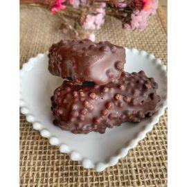 Chocoduo sabor Caramelo 100g - Veganutris