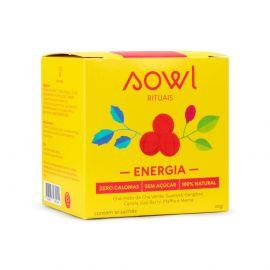 Chá Rituais: Energia Com 10 Sachês - Sowl