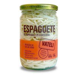 Palmito Espaguete Pupunha 270g VATELI