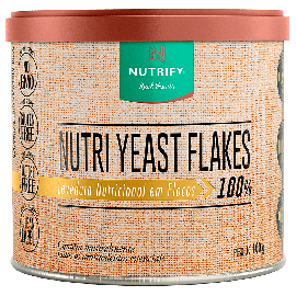 Nutritional Yeast Flakes 100g - Nutrify