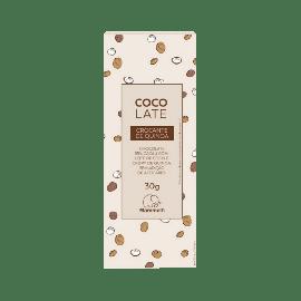 Mammoth · Cocolate 55% cacau com crocante de quinoa - 30g