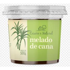 Melado de cana 500g- Caseiro&Natural