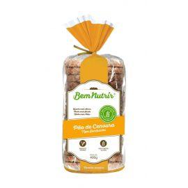 Pão de Cenoura Bem Nutrir