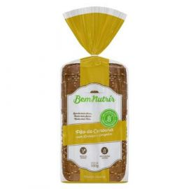 Pão de Cenoura com Sementes Bem Nutrir