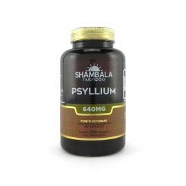 PSYLLIUM 120 CAPSULAS 640mg -  SHAMBALA