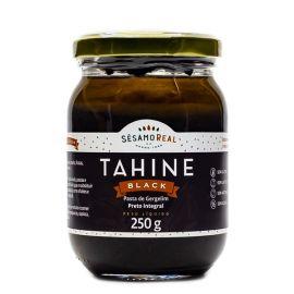 Tahine black integral 250g - Sésamo Real