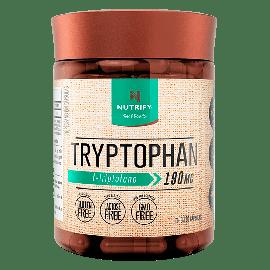 Tryptophan com 60 cps - Nutrify