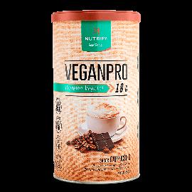 VeganPro sabor cappuccino 550g - Nutrify