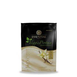 Veggie protein vanilla sachê com 22g - Essential
