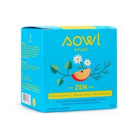 Chá Rituais: Zen com 10 sachês - Sowl